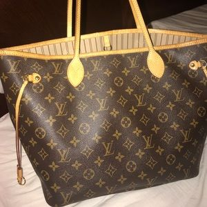 Neverfull louis vuttion MM